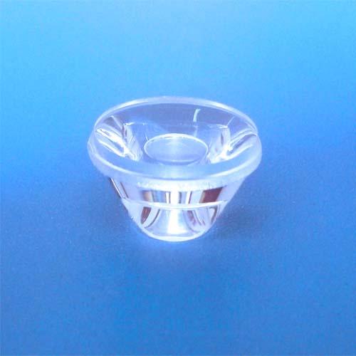 8degree Diameter 13.9mm polishing surface LED lens for CREE XR LEDs(HX-PM05)