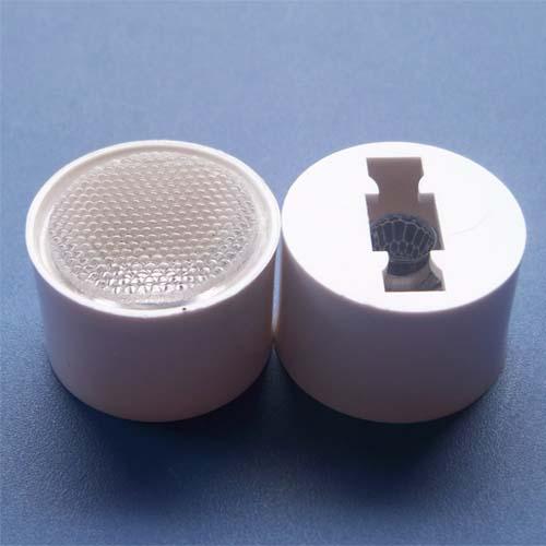60degree Diameter 21.2mm Led lens for OSRAM Golden Dragon LEDs(HX-OSY-60L)