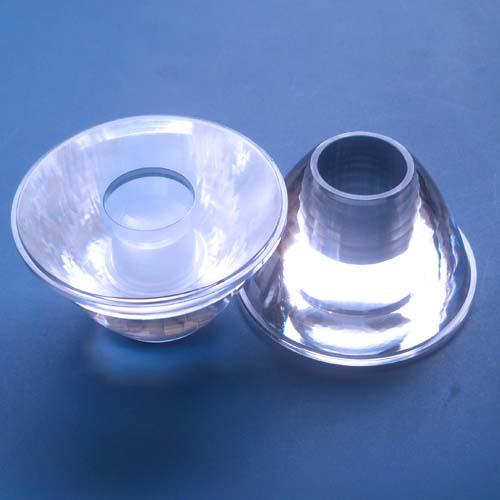 30degree Diameter 64.5mm Led lens for CREE |OSRAM|Citizen|Bridgelux COB LEDs(HX-CPD-30)