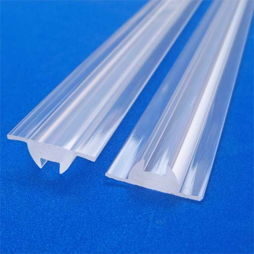 Linear Plain Strip LED lens and Linear lighting series Led lens for SMD3535,3030,3528,5630 ,5730 LEDs(HX-LPS-3010B)