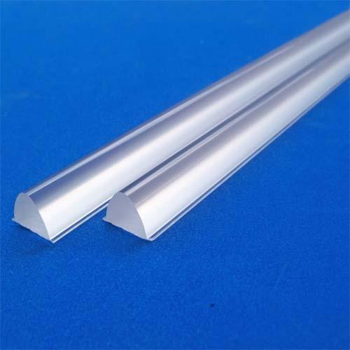 Linear Plain Strip LED lens and Linear lighting series Led lens for SMD3535,3030,3528,5630 ,5730 LEDs(HX-LPS-1611DT)