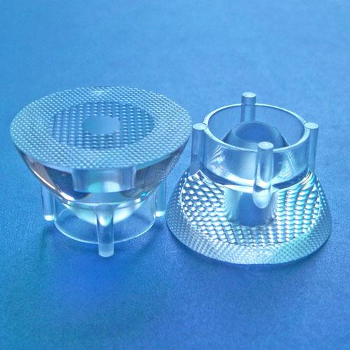 30degree  diameter 23mm Led lens for CREE XML-HI,XHP50|OSRAM OSLON LEDs(HX-HTX-30)