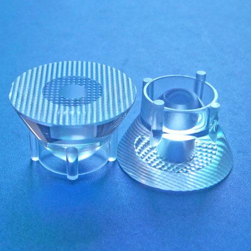 15x30degree  diameter 23mm Led lens for CREE XML-HI,XHP50|OSRAM OSLON LEDs(HX-HTX-1530)