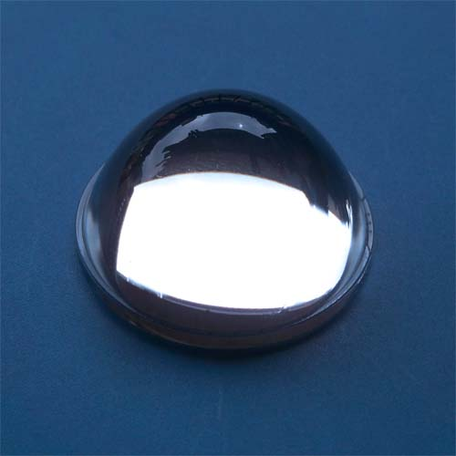 Diameter 37.9  H15.7mm COB LED Lighting Glass Lens for Bridgelux| CREE| Citizen COB LEDs(HX-3816DTB)